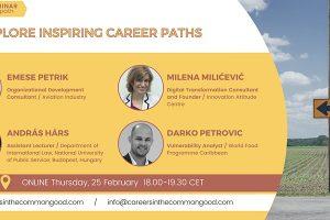 Istražite inspirativne karijerne putanje – webinar 25. februara